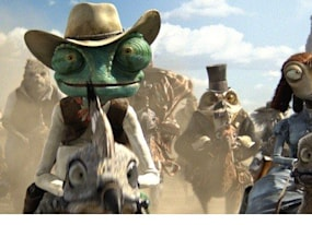 family film guide rango is a must see for older kids