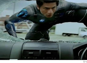 ra one trailer the bollywood superhero is here to save the day video