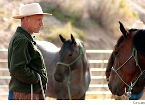 buck at hot docs move over cesar millan the horse whisperer is here