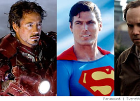the top 25 comic book movies