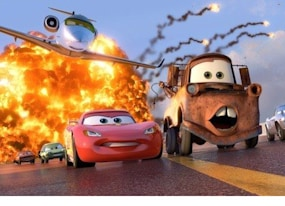 family film guide cars 2 isn t cars