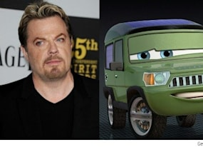 5 questions with eddie izzard from cars 2