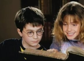 dvd featurette has harry potter trio s original screen test video