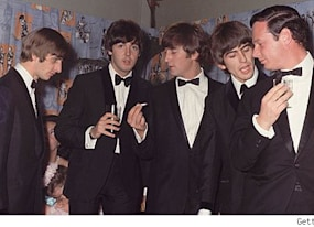 fifth beatle brian epstein biopic secures music rights to beatles songs
