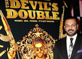 video the real latif yahia portrayed by dominic cooper in devil s double speaks out