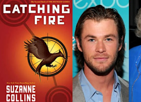fantasy casting who should star in catching fire
