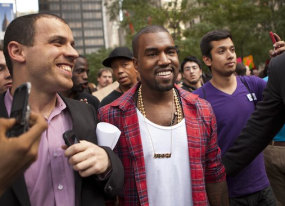 do hollywood celebrities have a right to occupy wall street