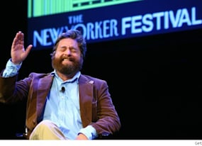 look out will ferrell zach galifianakis wants to play ignatius reilly