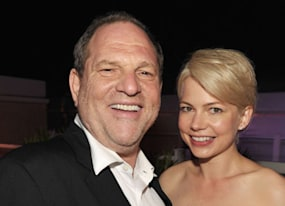 harvey weinstein my marilyn is sexy beautiful and fun to be around