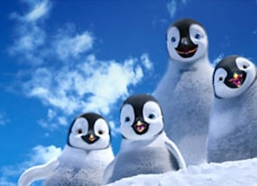 happy feet two and the most disgustingly cute animated characters