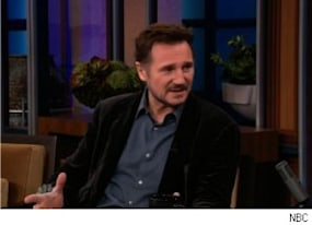 liam neeson learned of his hangover 2 cameo role via text video