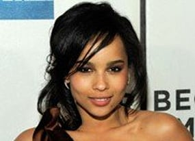 5 questions from tribeca with zoe kravitz
