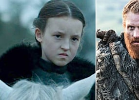 tormund teases game of thrones season 7 in adorable photo with lyanna mormont
