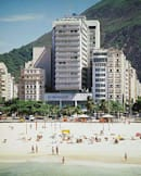 Pestana Rio Atlantica Hotel - Rio de Janeiro, Brazil - 
