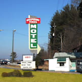 Whispering Pines Motel - Asheville, North Carolina -