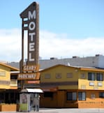 Geary Parkway Motel - San Francisco, California -