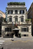Hotel Britannia - Rome, Italy - Exterior