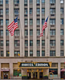 Hotel Edison - New York, New York - Hotel Edison