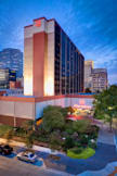Sheraton Oklahoma City Hotel - Oklahoma City, Oklahoma - Exterior