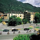 Hotel Unione - Bellinzona, Switzerland -