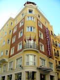 Hotel II Castillas - Madrid, Spain -