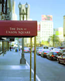 The Inn at Union Square - San Francisco, California -