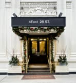 The Latham Hotel - New York, New York -