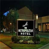 Metropolitan Hotel Detroit Airport - Romulus, Michigan - 