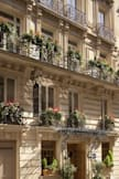 Hotel Chambiges Elysees - Paris, France -