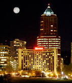 Marriott Portland Downtown Waterfront - Portland, Oregon -