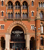 St Pancras Renaissance London Hotel - London, United Kingdom - 