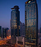 Renaissance Doha City Center Hotel - Doha, Qatar -