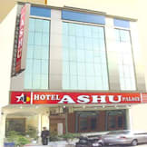 Hotel Ashu Palace - New Delhi, India -