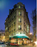 Alane Hotel - Paris, France -