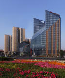 Crowne Plaza Hotel Shenyang Parkview - Shenyang, China -