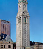 Marriott's Custom House - Boston, Massachusetts -