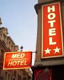 Med Hotel - Nice, France - 