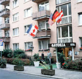 Astoria Hotel - Frankfurt, Germany -