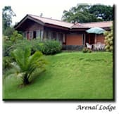 Arenal Lodge - La Fortuna, Costa Rica -