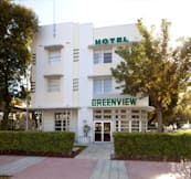The Greenview Hotel - Miami Beach, Florida -