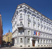Hotel Telegraaf - Tallinn, Estonia - 