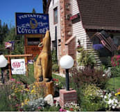 Pistante's Coyote Den Motel - South Lake Tahoe, California -