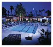 Desert Ho Resort Hotel - Palm Springs, California -