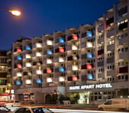 Mark Apart Hotel - Berlin, Germany -