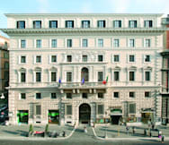 Eurostars International Palace - Rome, Italy -