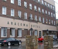 Aracoma Hotel - Logan, West Virginia -