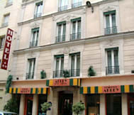 Arley Tour Eiffel Hotel - Paris, France -