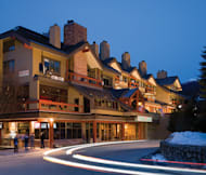Whistler Village Inn & Suites - Whistler, Canada - Exterior Night