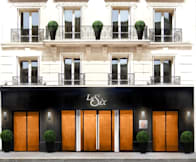 Le Six Saint Germain - Paris, France - Hotel Le Six facade