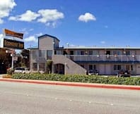 Economy Inn - Seaside, California -